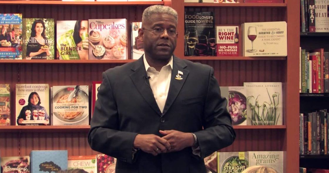 "Allen West: I have a PERSONAL message for Christian voters.  And if any of you modern day members of the secular humanist Sanhedrin don't like this missive, well, God told me to tell you to ""pound sand."""