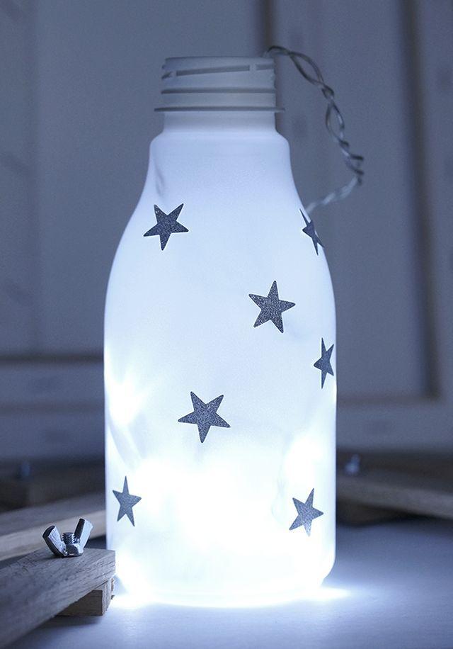 STRANGE LAMPS | DIY | Pinterest | Xmas, Blog and Craft