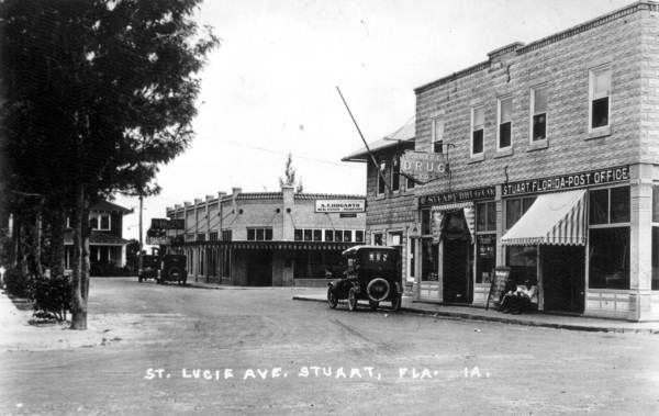 St Lucie Avenue Stuart Florida Photo Florida Old Florida