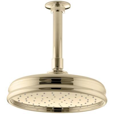 Kohler 1 Spray 8 4 In Single Ceiling Mount Fixed Rain Shower Head