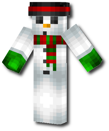 Minecraft Christmas Skins.Minecraft Snowman Skin Christmas Skin Minecraft Skins