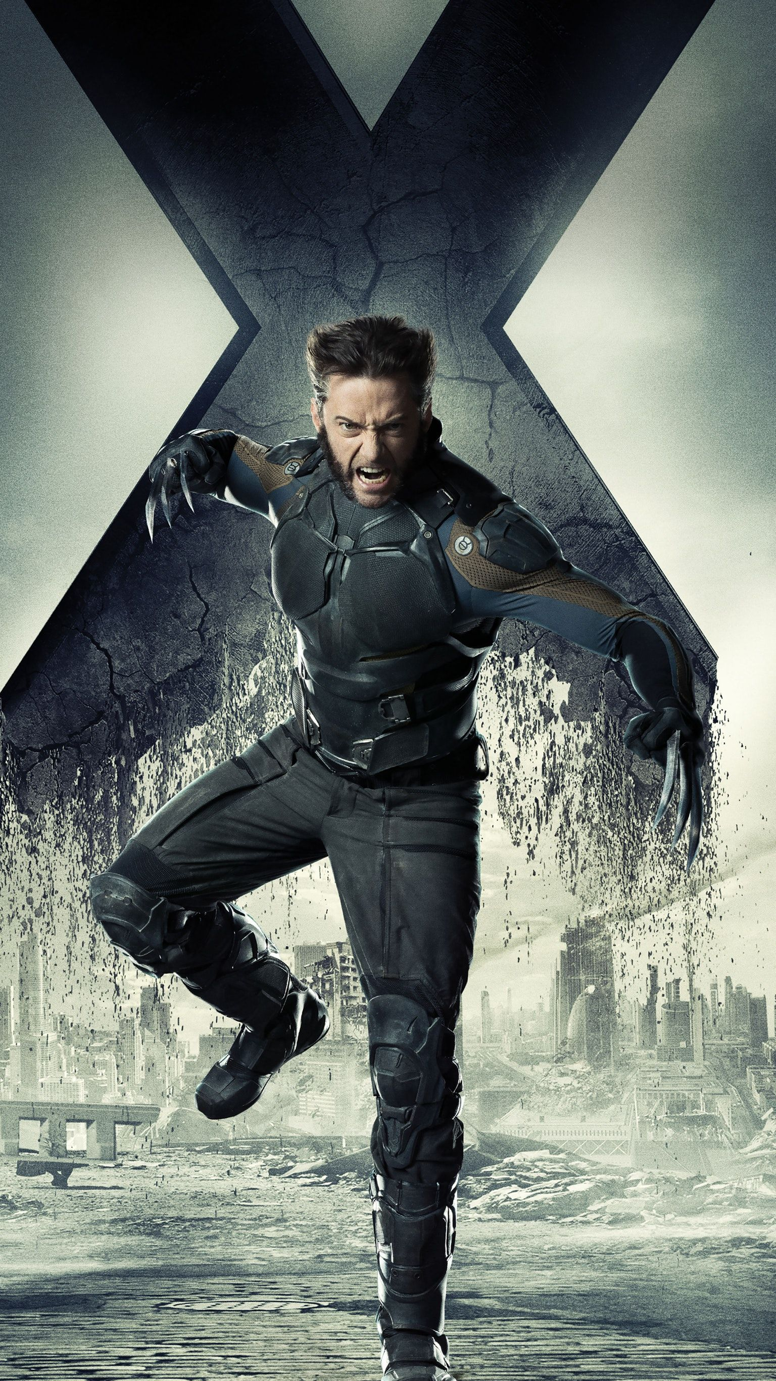 X Men Days Of Future Past 2014 Phone Wallpaper Days Of Future
