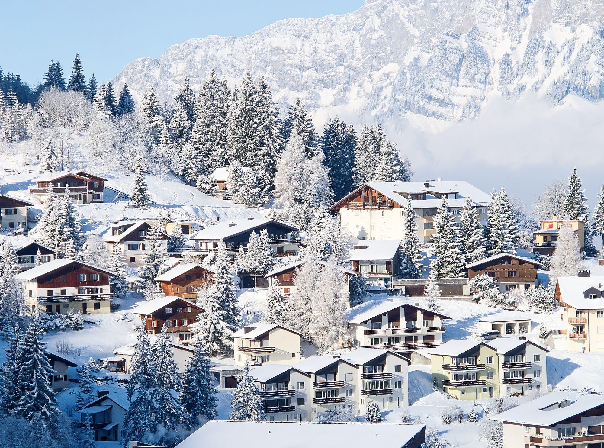 Swiss Alps Vacation