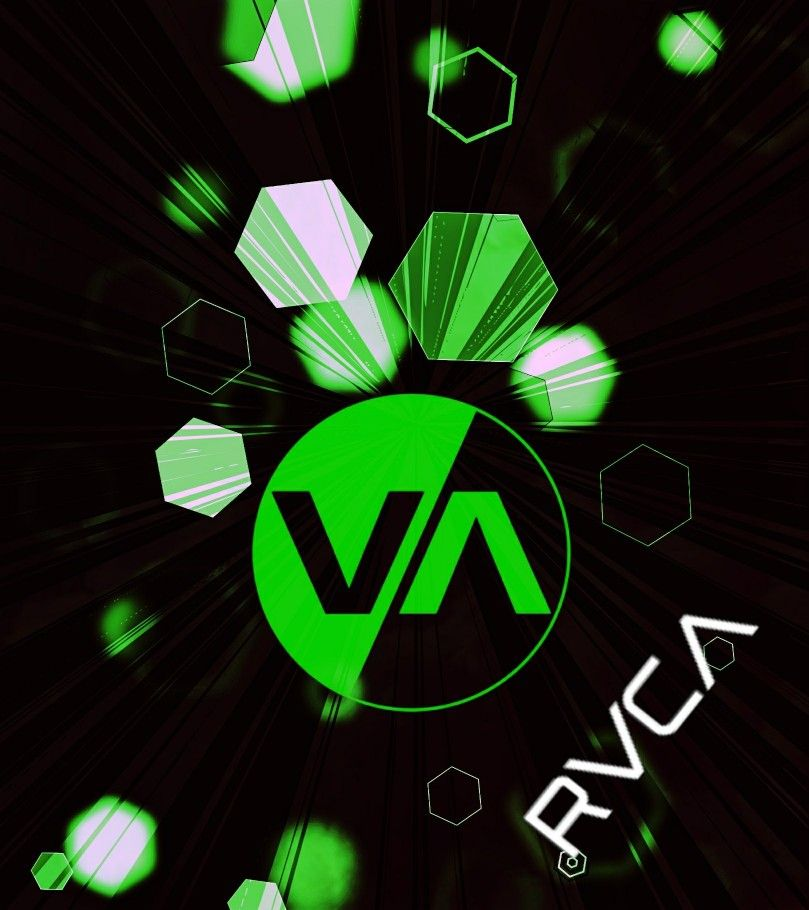 Rvca Wallpaper Rvca Neon Signs Wallpaper