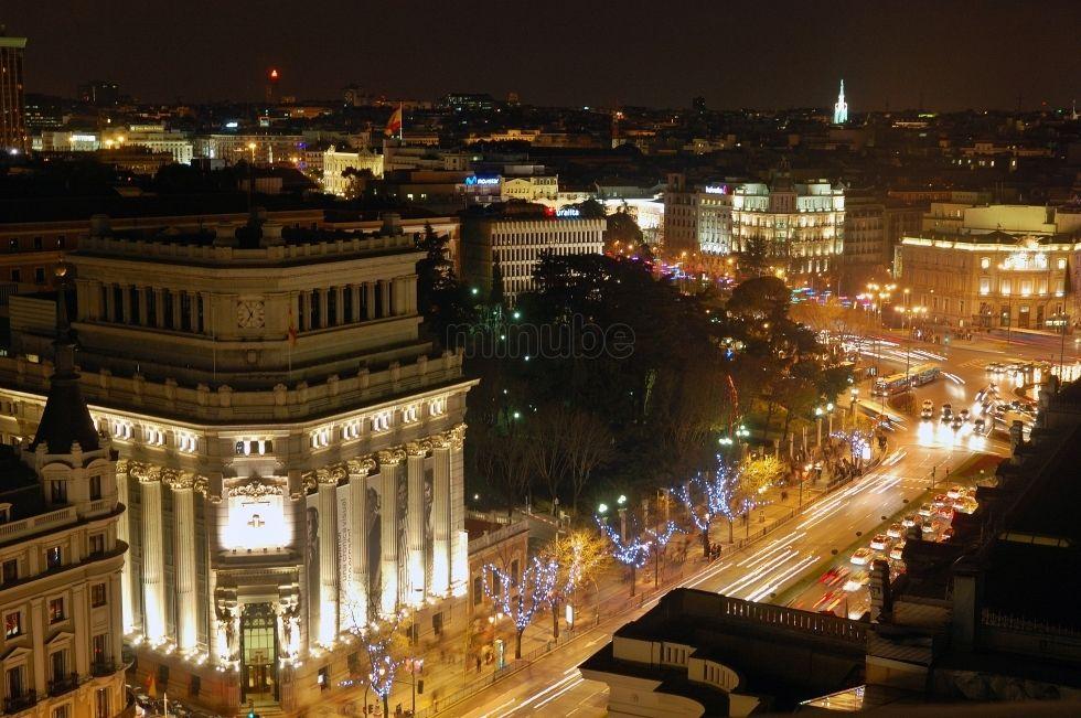 Azotea Del Círculo De Bellas Artes Madrid Perfectly Madrid