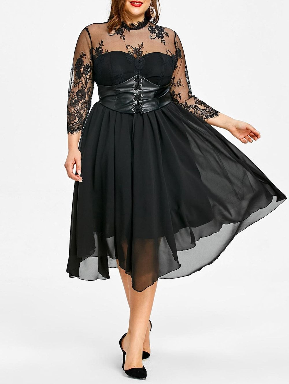 39+ Plus size gothic wedding dresses uk info