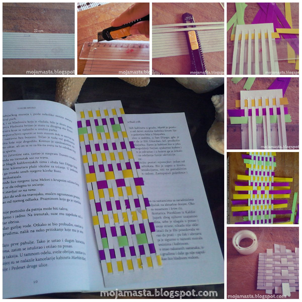 Bookmarks colors 2 :)