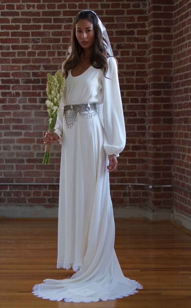 We\'re in Love With Stone Cold Fox\'s New Boho Wedding Dresses ...