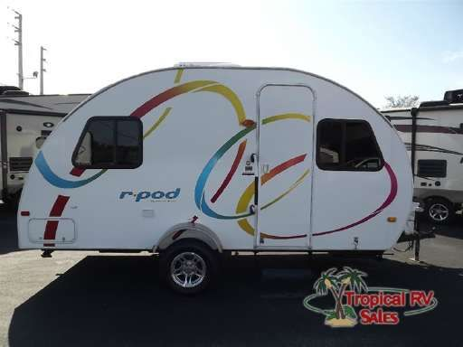 Check out this 2009 Forest River Rv R Pod RP 171 listing in Fort Pierce, FL…