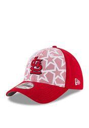 e0419e035b0 New Era St Louis Cardinals Mens Red 2016 4th of July 39THIRTY Flex Hat  Cardinals Tickets