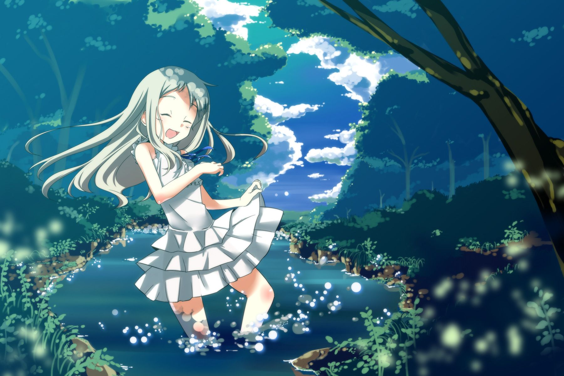 Anohana Wallpapers Pictures Images Animasi Lucu
