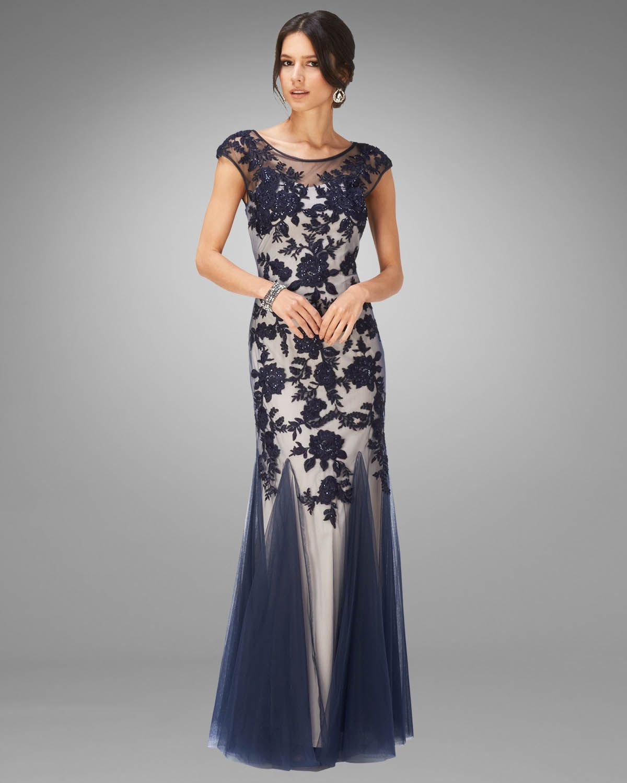 Phase eight womenus dresses rita tulle full length dress