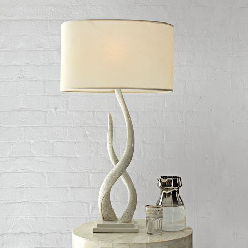 Source Kudu Table Lamp Contemporary Table Lamps Eclectic Table
