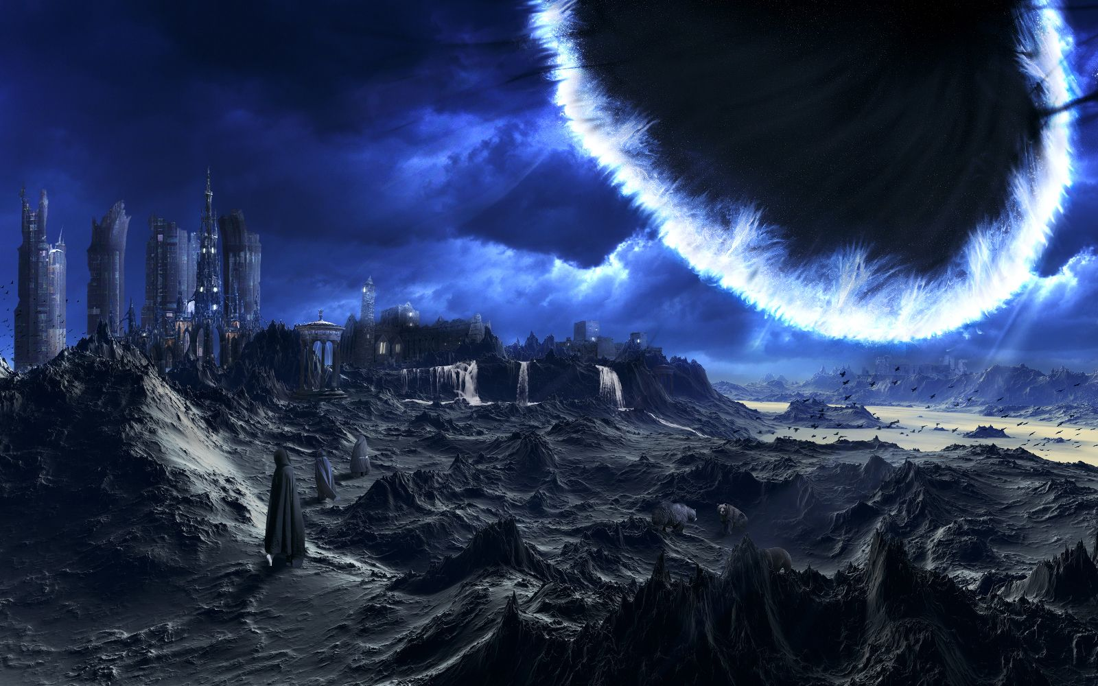 pintimothy on extra-solar planet art | pinterest | wallpaper