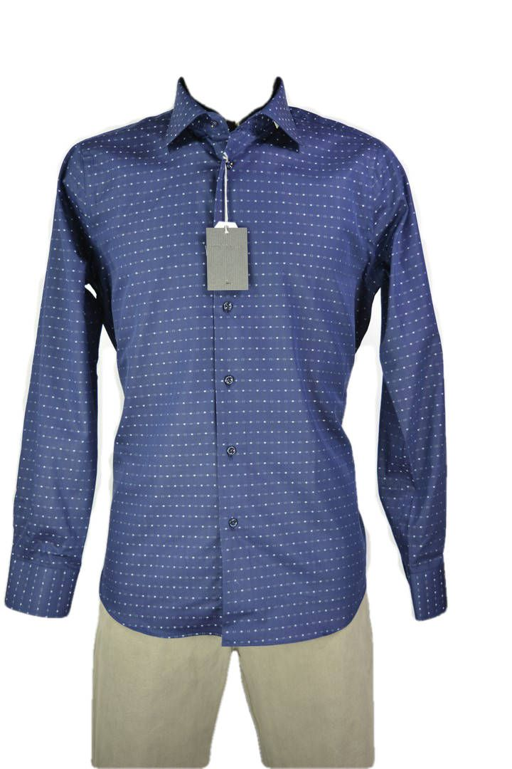 589a35716452 Camicia Cotone Uomo M.L.