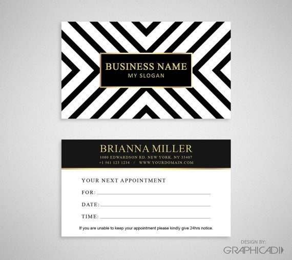 Business card template 04 2 sided business card design business card template 2 sided business card design by graphicadi flashek Images