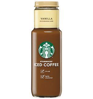 Starbucks® Vanilla Iced Coffee | Vanilla iced coffee ...
