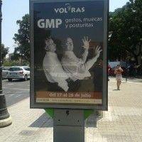 Publicidad mupis Valencia - VOLRAS – TEATRE TALIA
