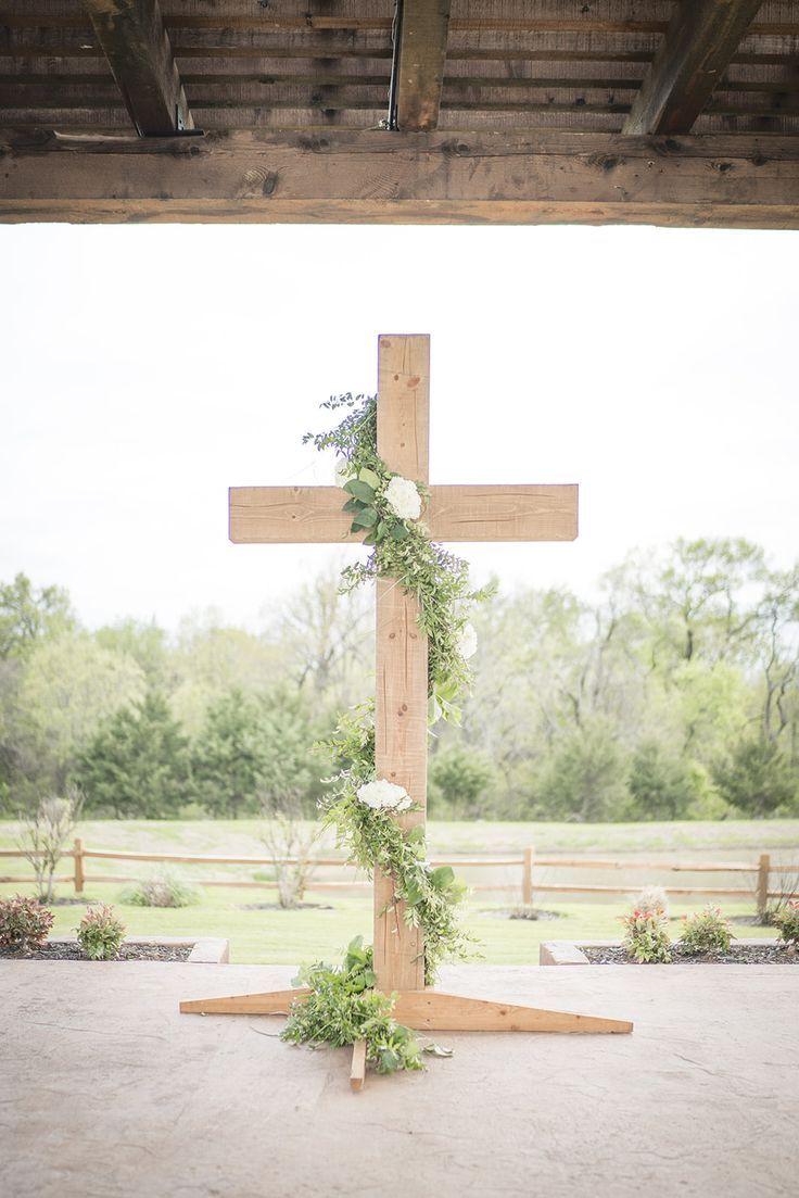 christian wedding decor ideas | christian wedding ceremony cross ...