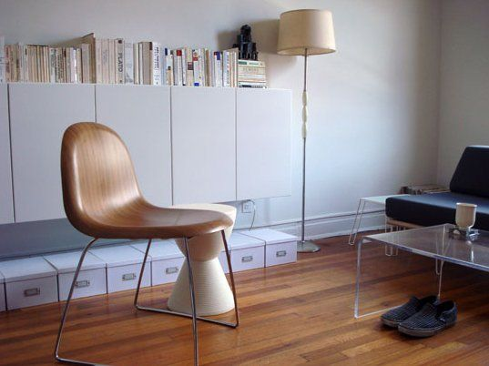 Ikea Cabinet Credenza : Ikea upgrade besta cabinets plus wood veneer makes a diy mid