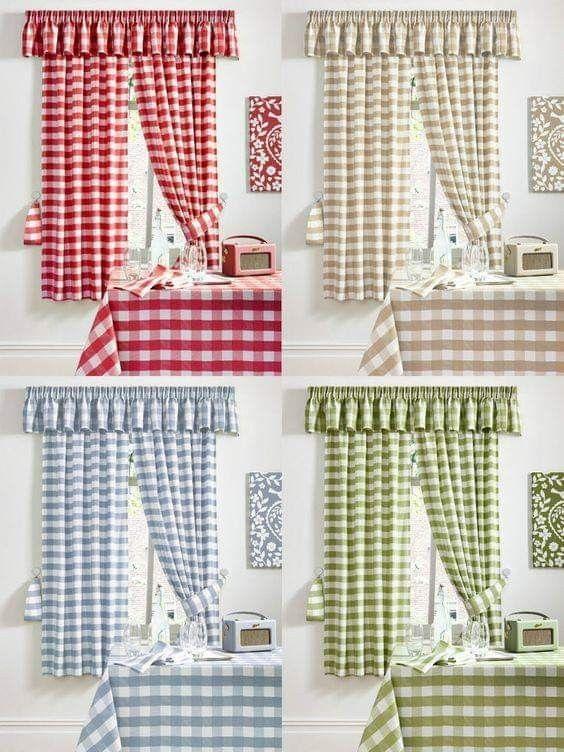 Curtain Design Cortinas Para Cozinha Artesanato Para Cozinha Cortina Para Pia De Cozinha