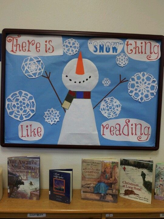Winter Bulletin Boards Pinterest