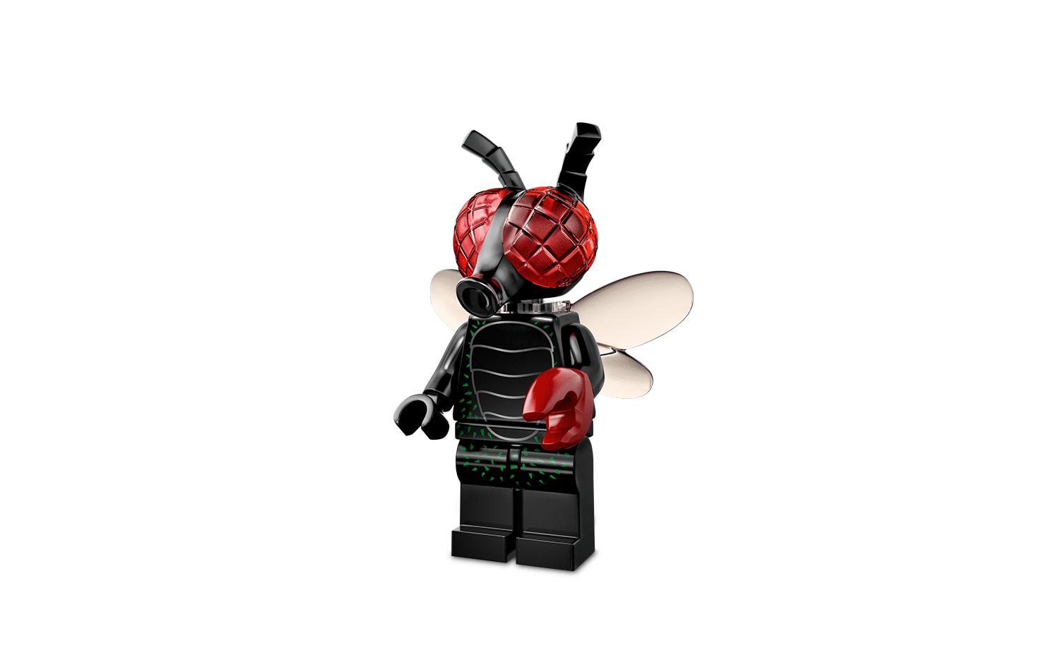 Mosca monstruo - Personajes - Minifigures LEGO.com | LEGO ...