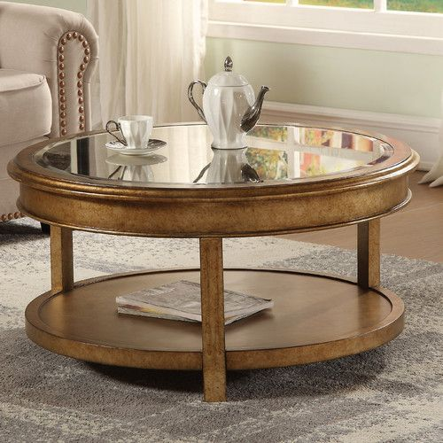 Belinda Coffee Table Coffee Table Mirrored Coffee Tables Coffee Table Joss And Main