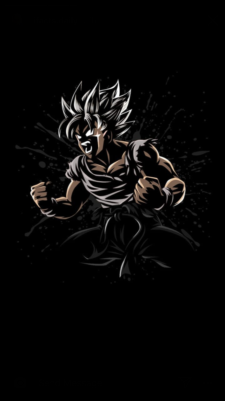 Download Most Downloaded Goku Black Wallpaper Iphone for iPhone XR Today