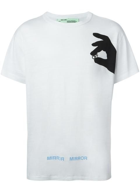 8932601f1e014 OFF-WHITE Hand Off T-shirt. #off-white #cloth #t-shirt | Off-White Men