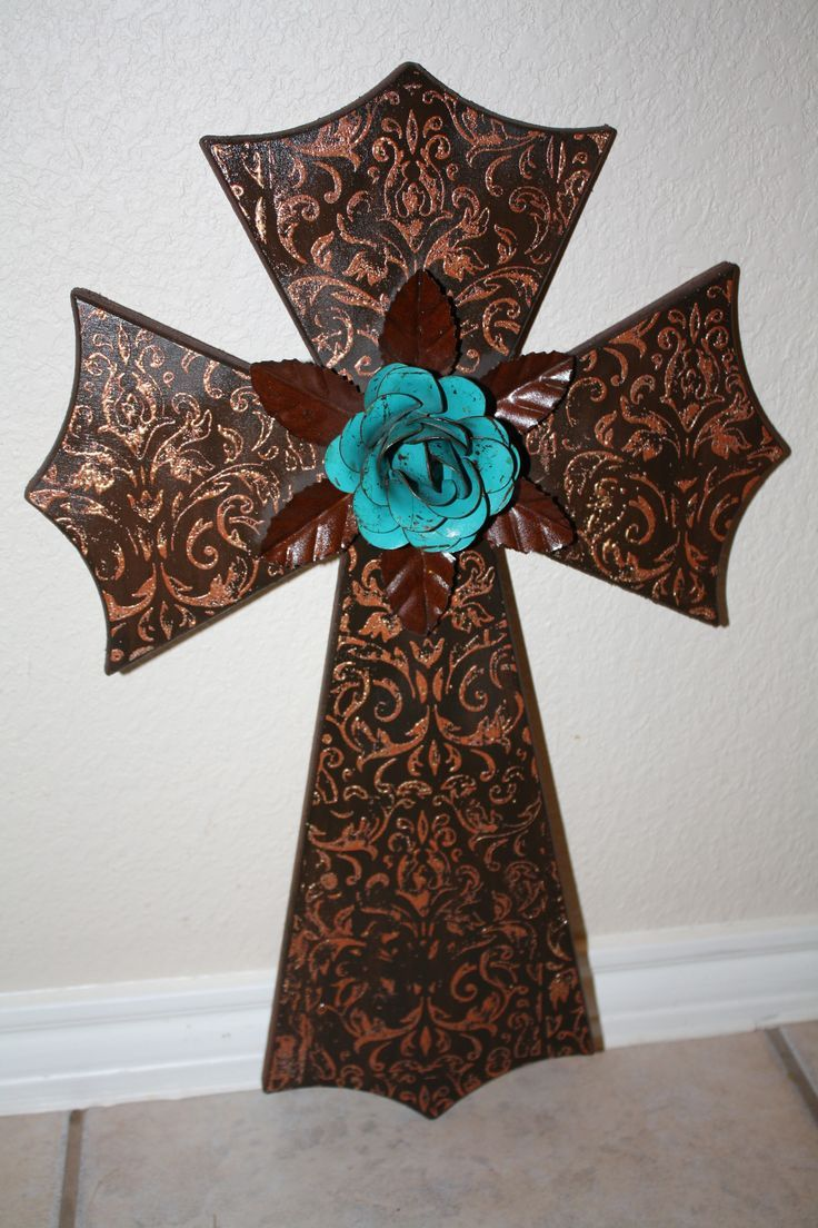 Clamant cruces pinterest leather wooden crosses and cross art