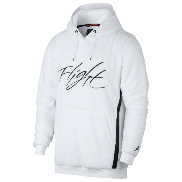 super specials latest discount wholesale Jordan Wings of Flight Sherpa Hoodie - Men's | Sherpa hoodie ...