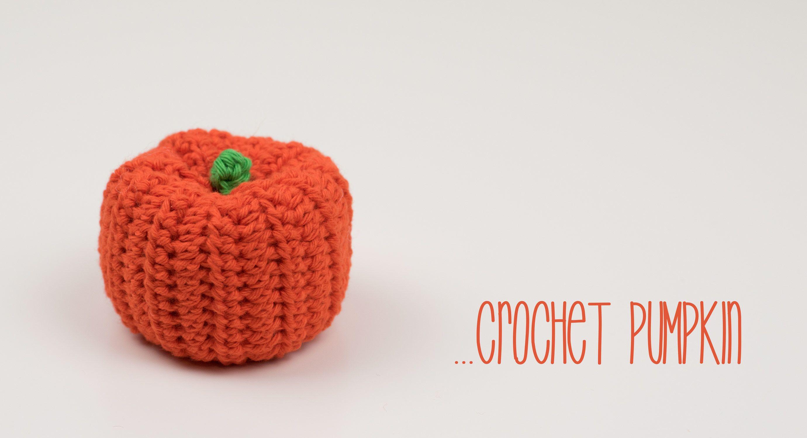 Crochet Pumpkin Pattern by Croby Patterns | Crochet | Pinterest