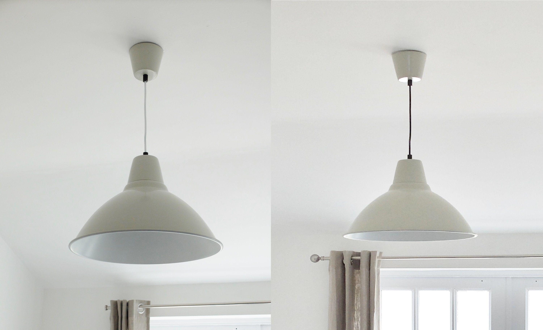 used pendant lighting. Ikea Foto Pendant Light.. Pvc Primer Spray Paint Used On Flex Lighting U