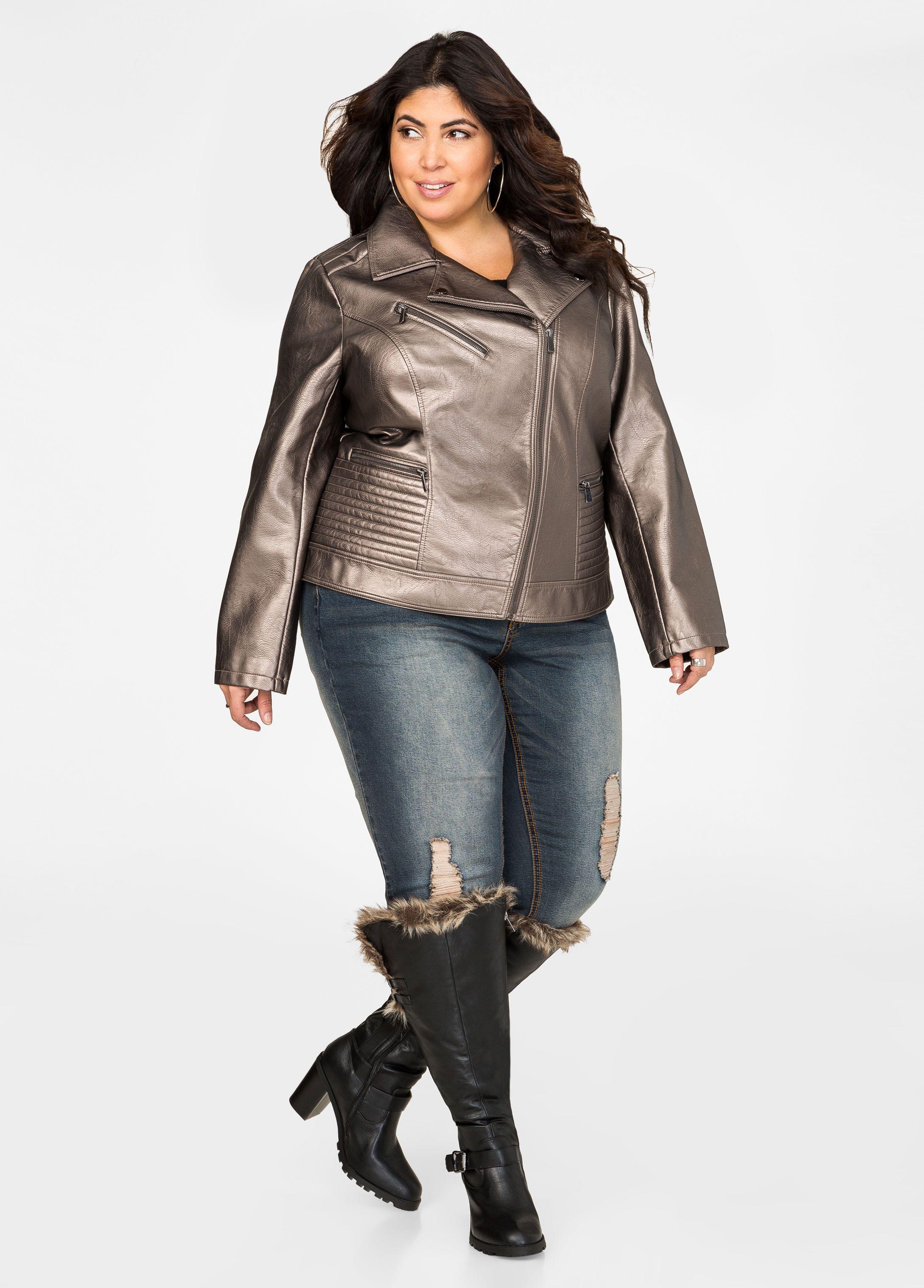 758f52fa2df Chunky Fur Lined Tall Boot - Wide Calf, Wide Width   Jessica ...