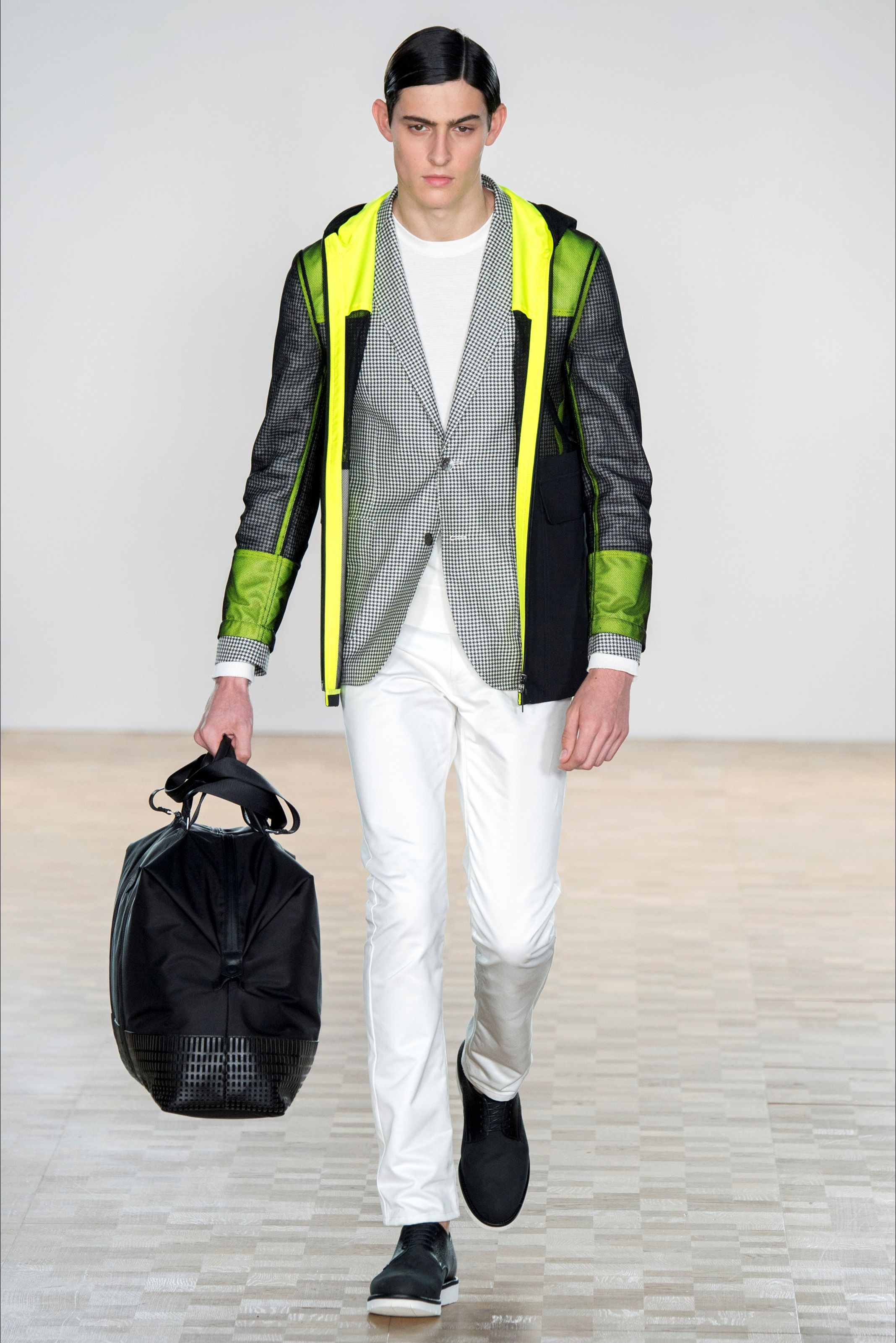 Hardy Amies Spring 2016 | Men's London Fashion Week