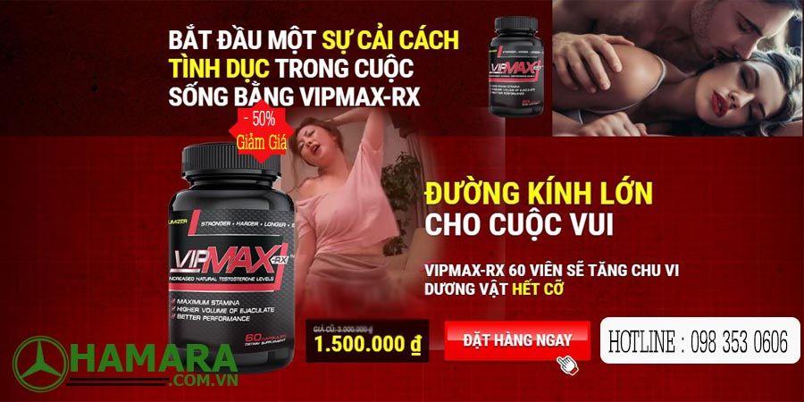 Kết quả hình ảnh cho vipmax rx hamara.com.vn
