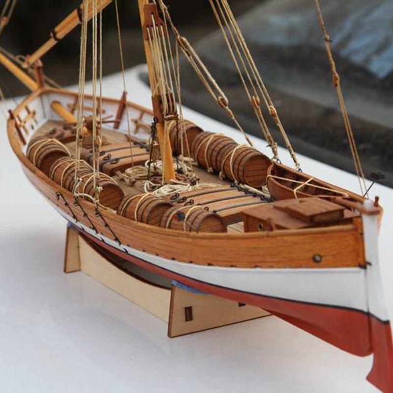 Diy Leudo Wooden Ship 1 48 Models Kits Fotos In 2019