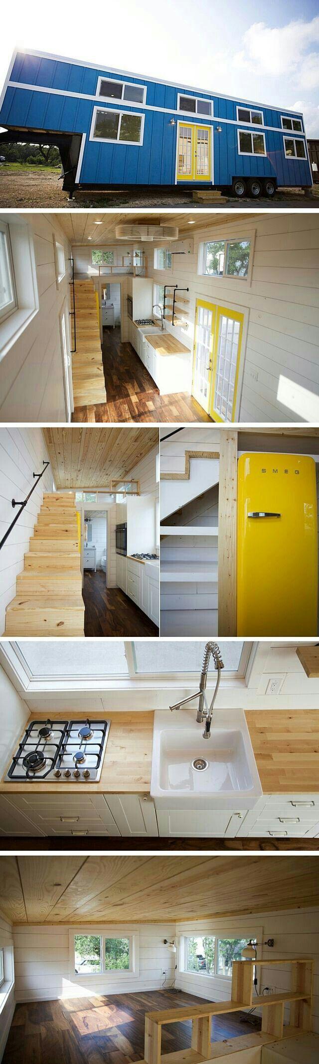 Pin von Gia Theresa auf tiny future | Pinterest | Wohnwagen, Zuhause ...