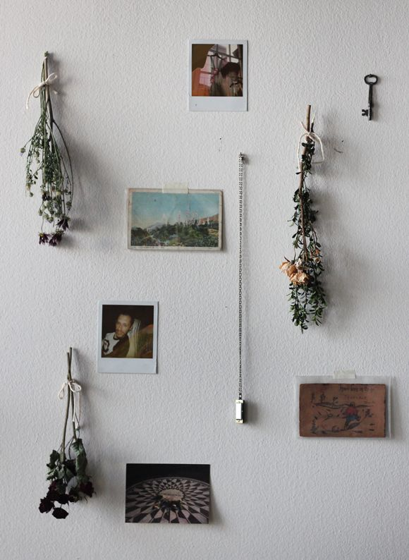 Nice How To Decorate With Dried Flowers: Http://blog.freepeople.com Pictures