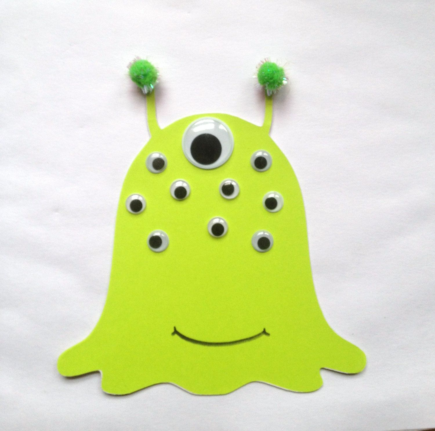 Space Crafts For Kids Alien Craft Kids Crafty Pinterest Aliens Craft And