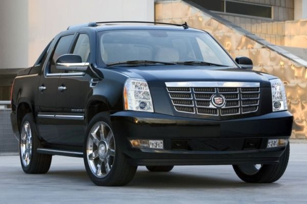 The Cadillac Escalade Ext Is The Worst Large Pickup Truck Around