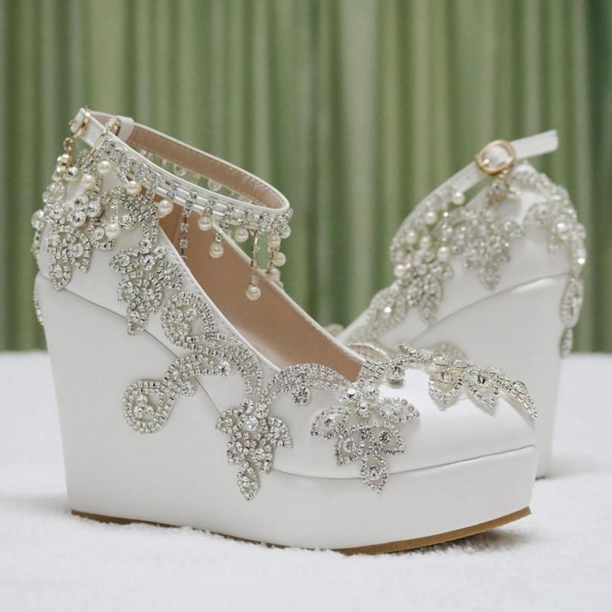 52 stunning wedge silver wedding shoes cozy wedding with