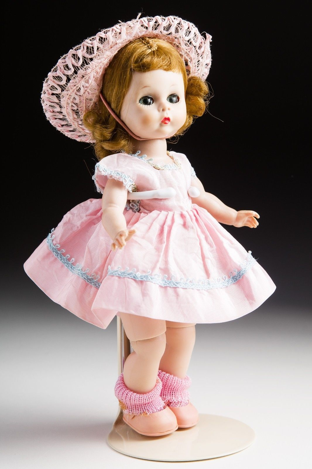 "1950's Madame Alexander ""Alexanderkins"" Wendy Doll 8"" BLW Bendable Leg Walker | eBay"