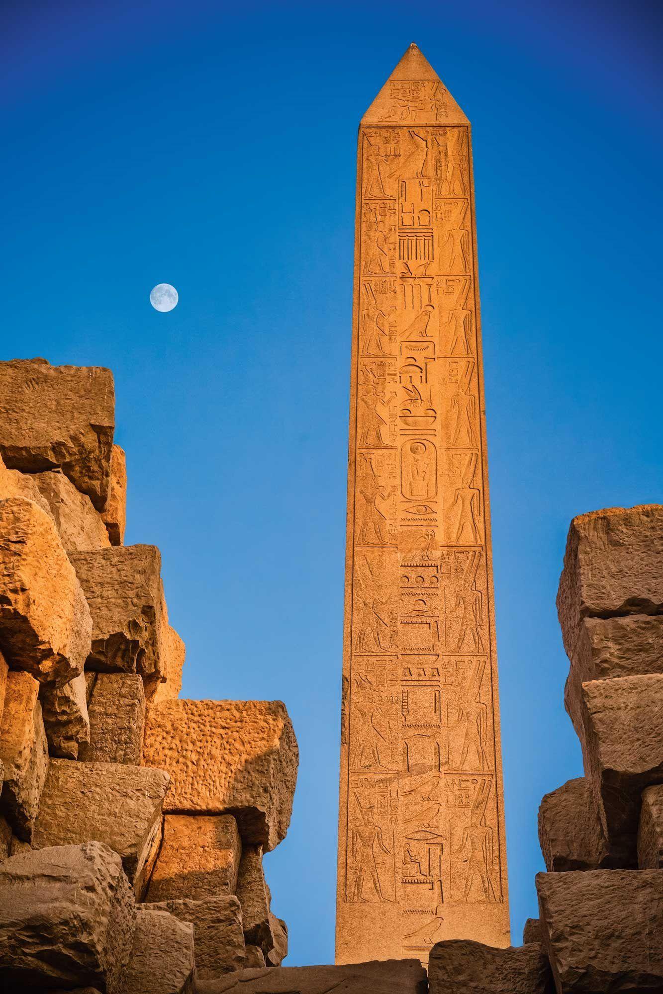 Resultado de imagen para obelisco hatshepsut