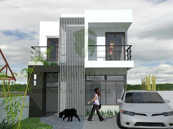 Modern house plans in the philippines