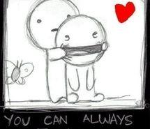 Cute Drawings Of People In Love