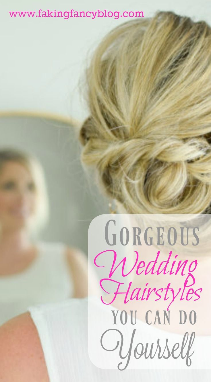 Easy wedding hairstyles you can do yourself bohemian braids from a casual messy bun to a bohemian braid adding fancy accessories can turn an everyday hairstyle solutioingenieria Images