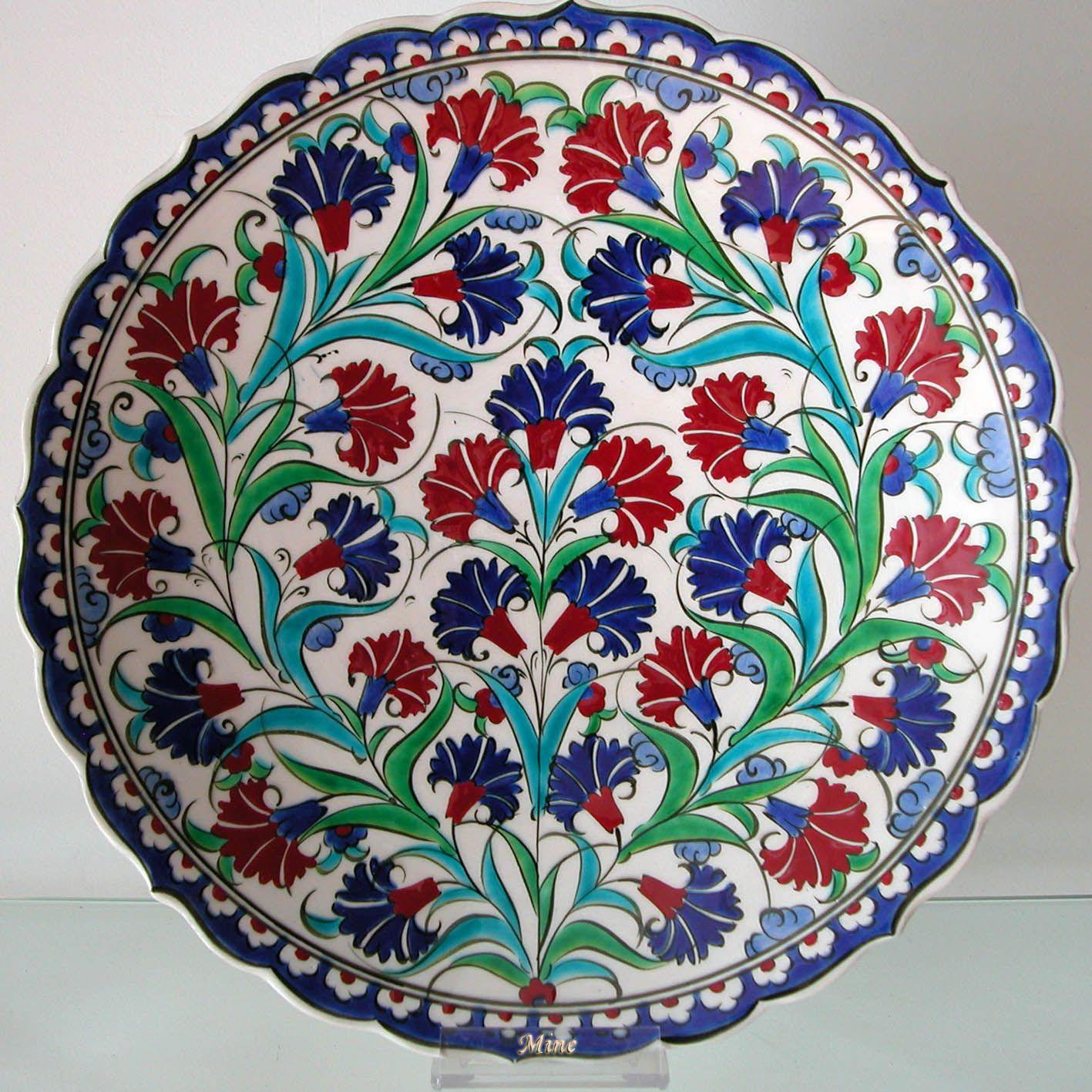 #paintedpottery