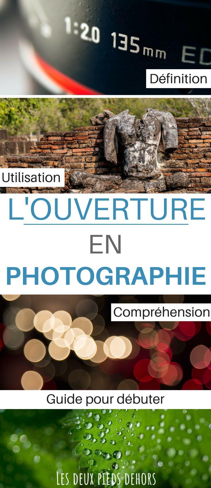 Ouverture photo – Débuter en photographie – Une notion indispensable